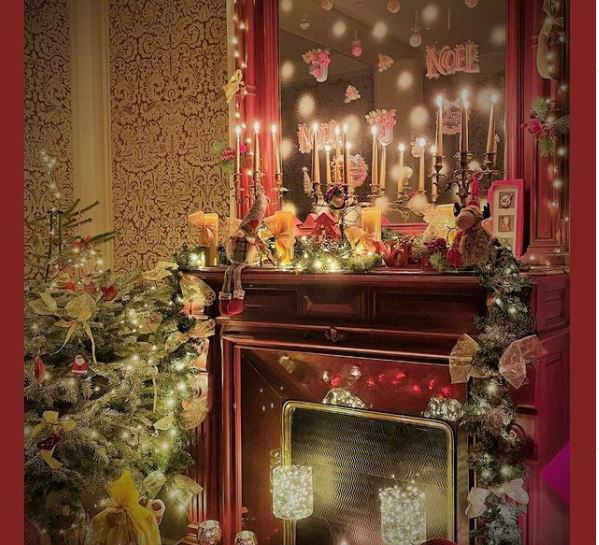 chateau de malmont Noel
